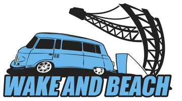Logo Wake and Beach