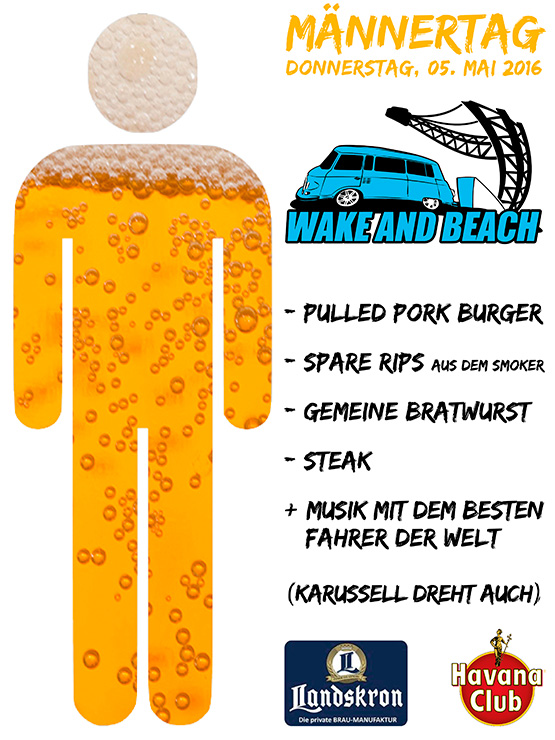 Stereoact bei Wake and Beach Halbendorf - Beachparty 2016